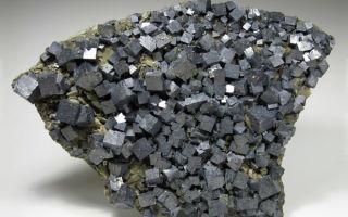 Галенит — токсичный минерал