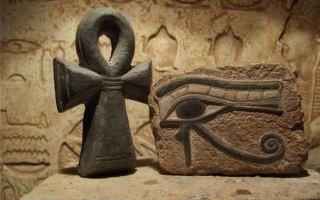 Талисманы и символы Древнего Египта: виды