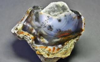 Моховой агат: магические свойства камня и его возможности