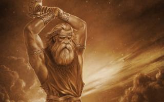 Сварог – мощный славянский амулет