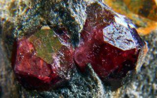 Минерал альмандин: свойства, значение, фото