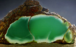 Камень хризопраз — великолепный зеленый камень