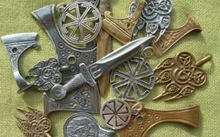 Славянские обереги – символы и значения