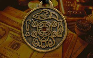 Тибетские амулеты на удачу пружина стойки амулет