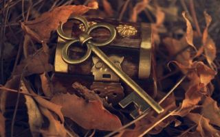 Ключ — магический талисман