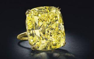 Желтые ювелирные камни: 12 оттенков солнечного цвета