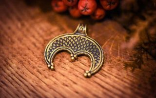 Лунница ‒ славянский оберег для женщин