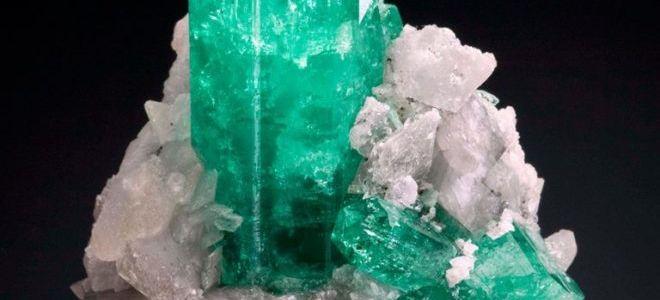 Изумруд (Смарагд) – зеленый драгоценный камень