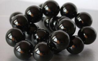 Гагат — магические свойства камня и значение для человека