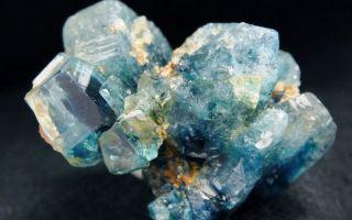 Эвклаз – камень для сильных духом