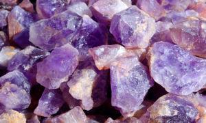 Камень аметист: кому подходит, как выглядет, характеристики