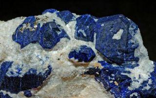 Магические и лечебные свойства лазурита