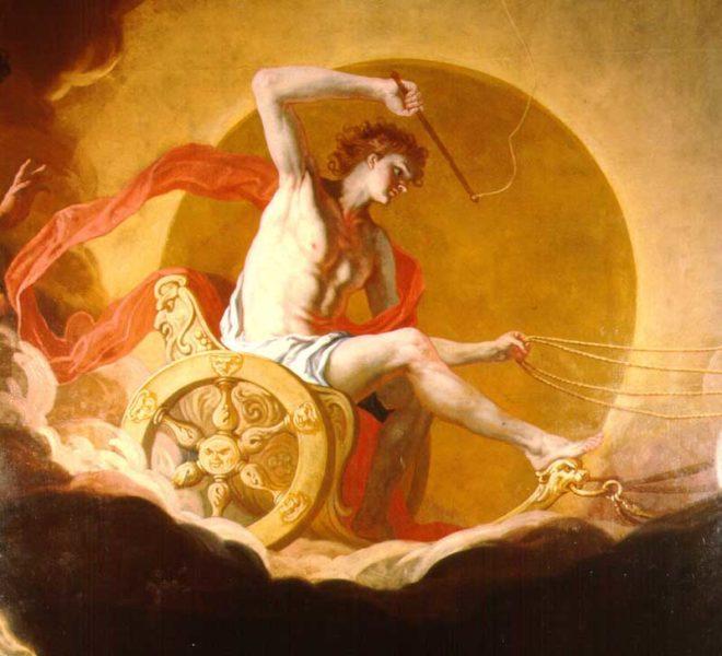 Гелиос – Бог солнца