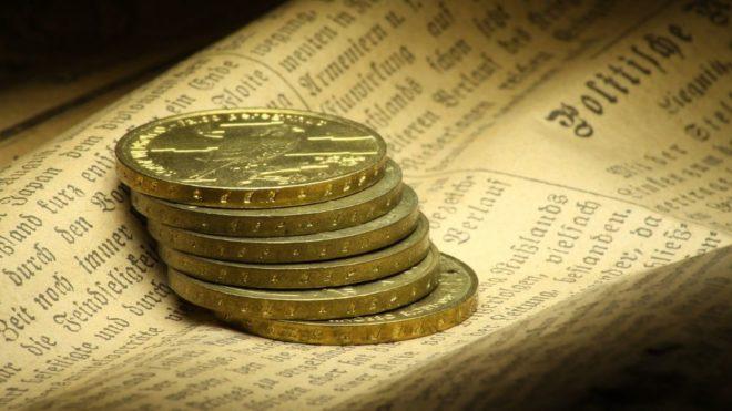 Заговорённая монета