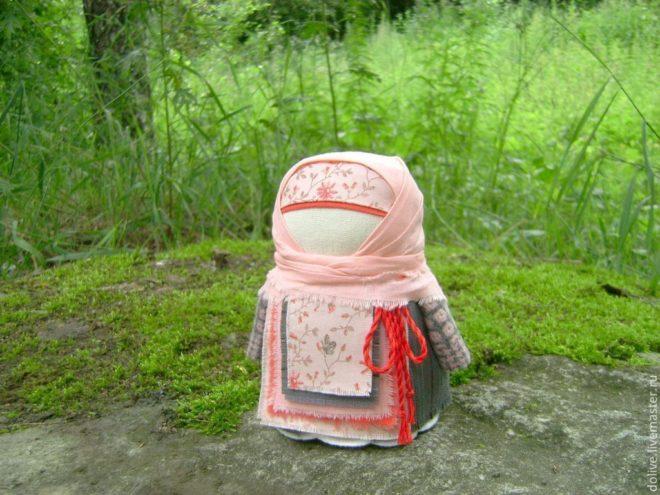 Русская традиционная кукла Крупеничка