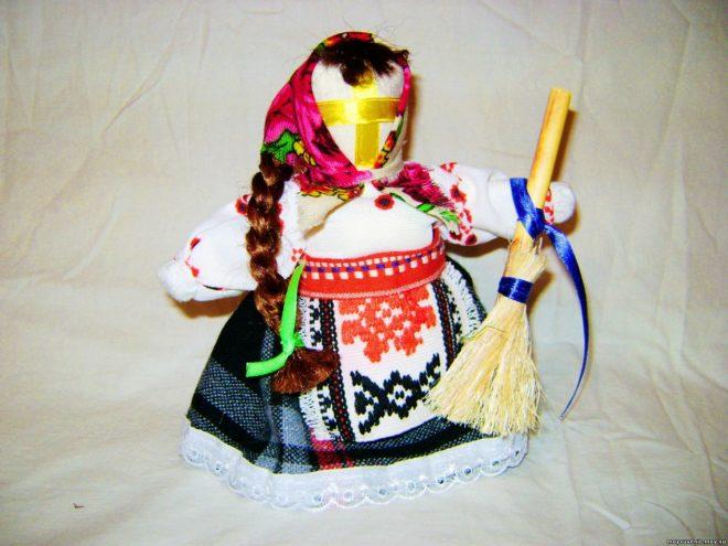 Кукла Метлушка
