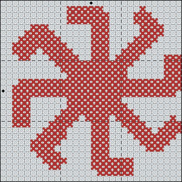Коловрат — мощный обережный символ