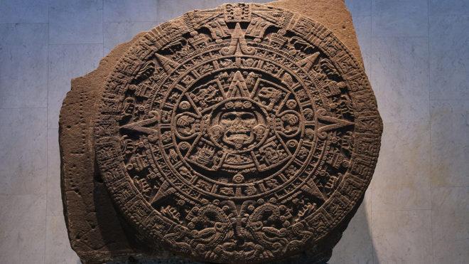 Камень солнца ацтеков