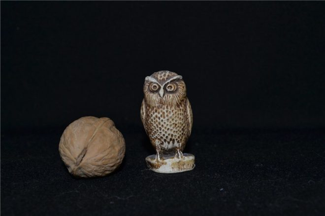 Оберег сова