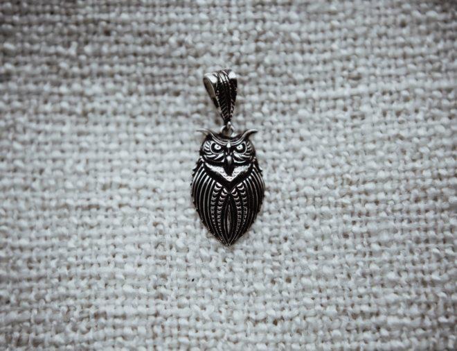 Талисман сова