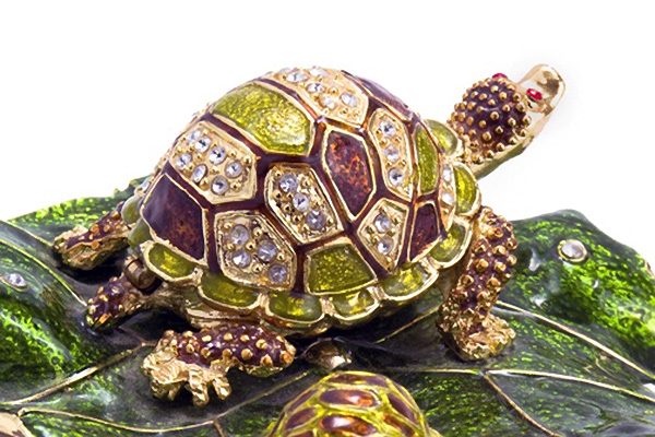 Камень для черепахи