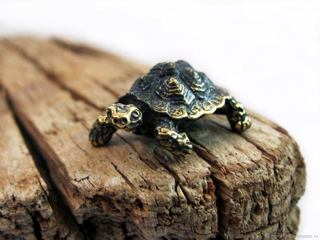 Амулет черепаха