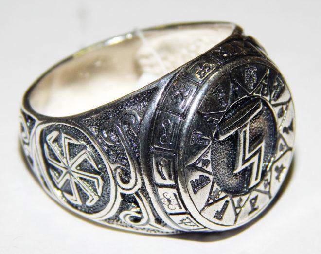 Перстень с чертогом орла