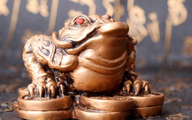 Жаба символ чего