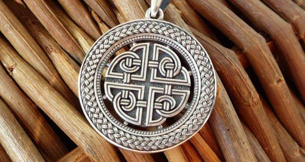 Амулет кельтский узел